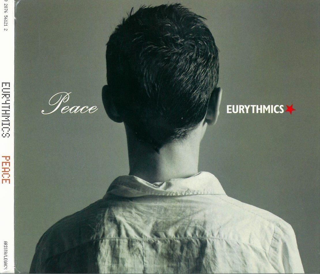 5081 - Eurythmics - Peace - Remaster - USA - Promo CD - 82876561212