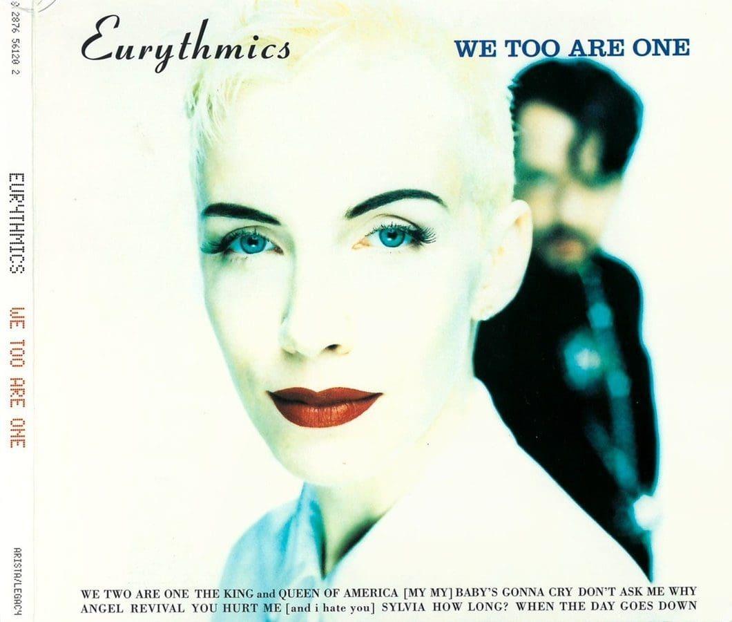 5082 - Eurythmics - We Too Are One - Remaster - USA - Promo CD - 82876561202