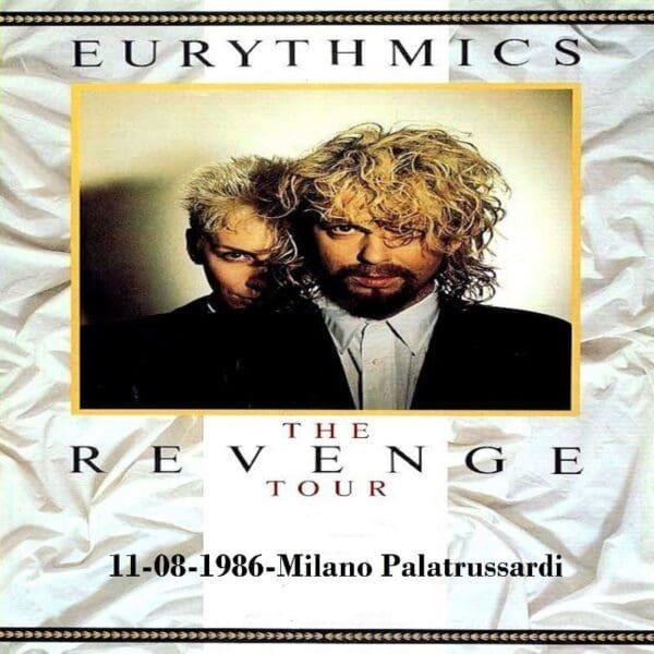 5086 - Eurythmics - Bootlegs - The Revenge Tour - UK - CD - Unknown