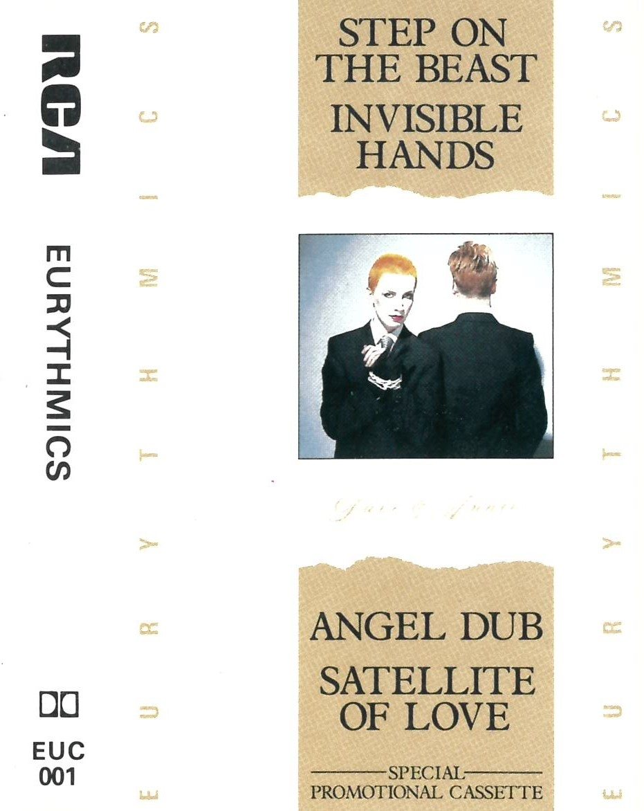5087 - Eurythmics - Other Promos - Step On The Beast - UK - Promo Cassette Single - EUC001
