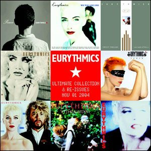 5095 - Eurythmics - Other Promos - Boxed - UK - Promo CD - Unknown