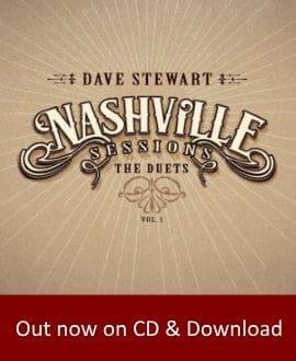 Dave Stewart nashville Sessions banner