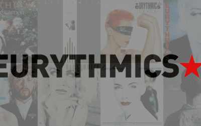 Peace to get it's first vinyl release as Eurythmics announce all their RCA studio albums are to be reissued on vinyl in 2018