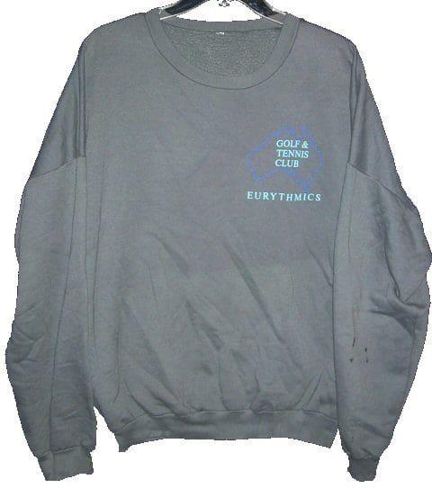 Memorabilia Sweatshirts Eurythmics Revenge 01