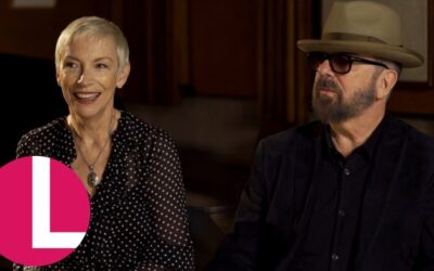 Watch an extended version of Annie Lennox and Dave Stewart's interview from ITV today