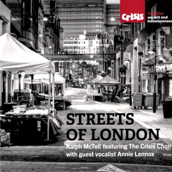 5101 - Annie Lennox and Ralph McTell - Streets Of London - UK - CD Single - UKBSR 1704143