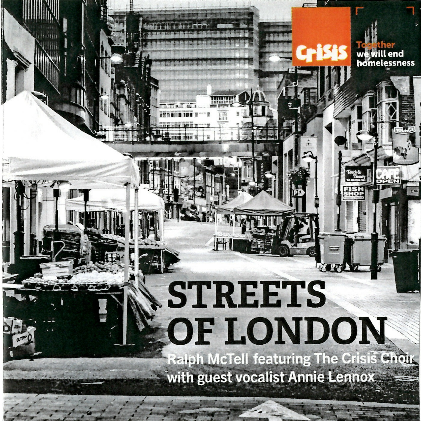 Streets of london coupons