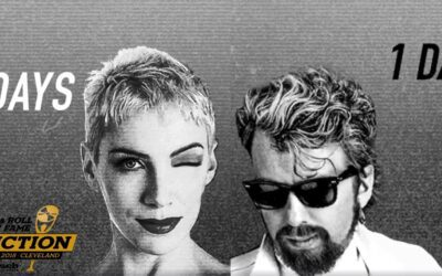 Today is the last day to vote for Eurythmics to be inducted into the Rock & Roll Hall Of Fame