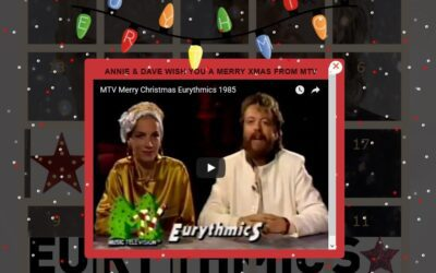 Ultimate Eurythmics 2017 Advent Calendar – Day 3