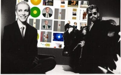 Happy 35th Birthday to the Sweet Dreams album from Eurythmics