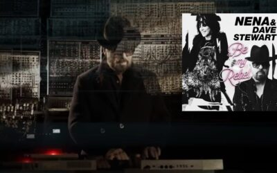 Be My Rebel – Watch Dave Stewart's new video with Nena, the single is out now!