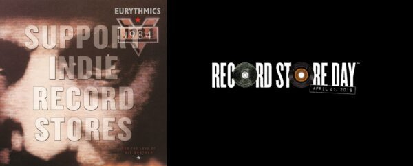 Eurythmics 1984 Record Store Day 2018 1