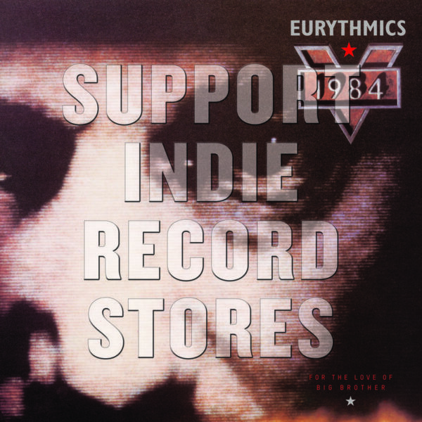 Eurythmics 1984 Record Store Day 2018