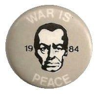 Memorabilia Badges Eurythmics 1984 01