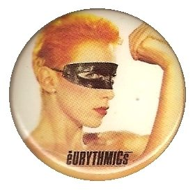 Memorabilia Badges Eurythmics Touch 18