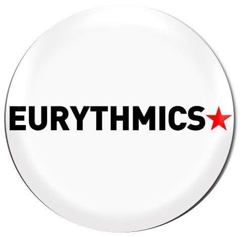 Memorabilia Badges Eurythmics Unsorted 12