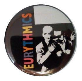 Memorabilia Badges Eurythmics Unsorted 15