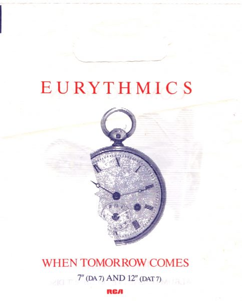 Memorabilia Bags Revenge Eurythmics 02