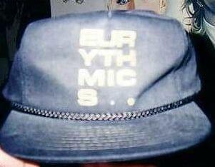 Memorabilia Caps Eurythmics Revival 01