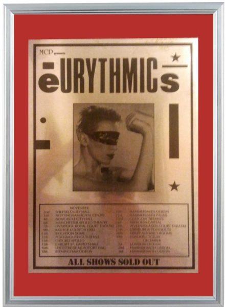 Memorabilia Mirrors Touch Eurythmics 01