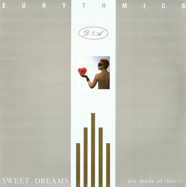 5391 - Eurythmics - Sweet Dreams (Are Made Of This) - UK - LP - 19075811611
