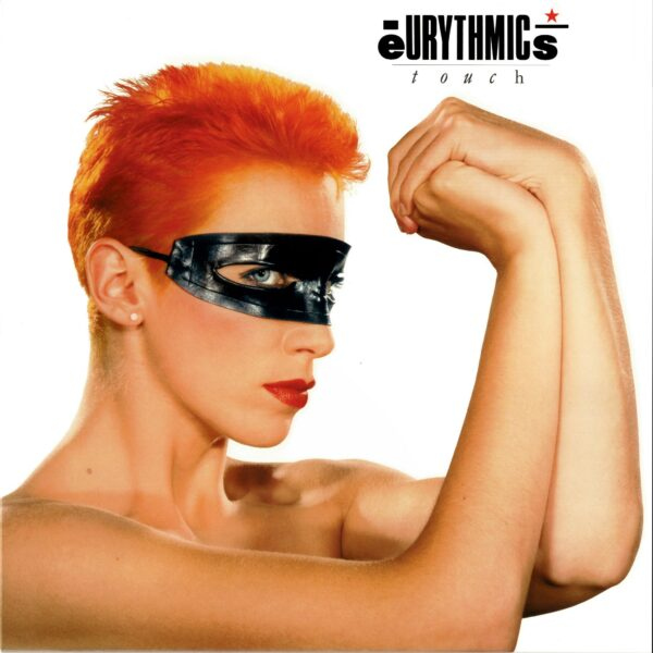 5392 - Eurythmics - Touch - UK - LP - 19075811621