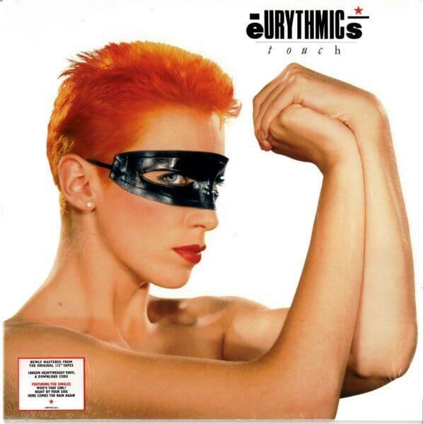 5392 Eurythmics Touch UK LP 19075811621 03
