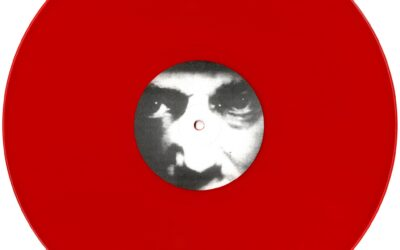 Eurythmics1984 remastered and pressed on red vinyl for Record Store Day 2018