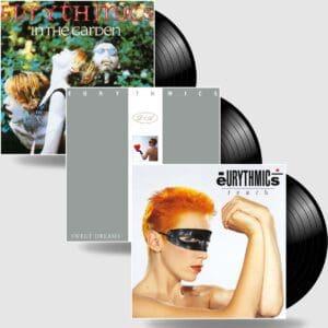 Eurythmics 2018 Vinyl Reissues In The Garden Sweet Dreams Touch