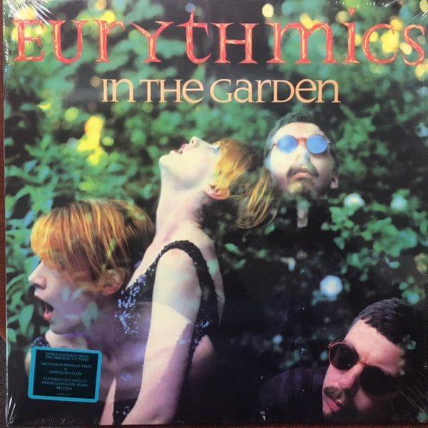 Eurythmics Discography In The Garden Ultimate Eurythmics