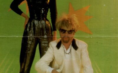 Eurythmics Posters from Music Magazines No. 5 in a series