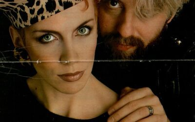 Eurythmics Posters from Music Magazines No. 9 in a series