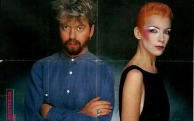 Eurythmics Posters from Music Magazines No. 26 in a series
