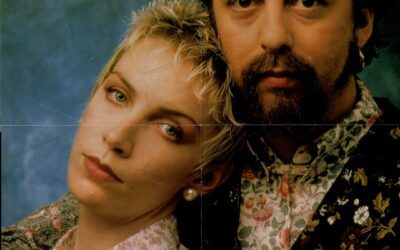 Eurythmics Posters from Music Magazines No. 27 in a series