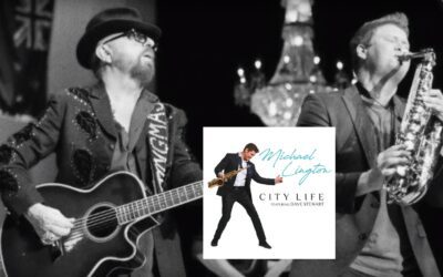 Watch the City Life video from Dave Stewart's latest collaboration with Michael Lington