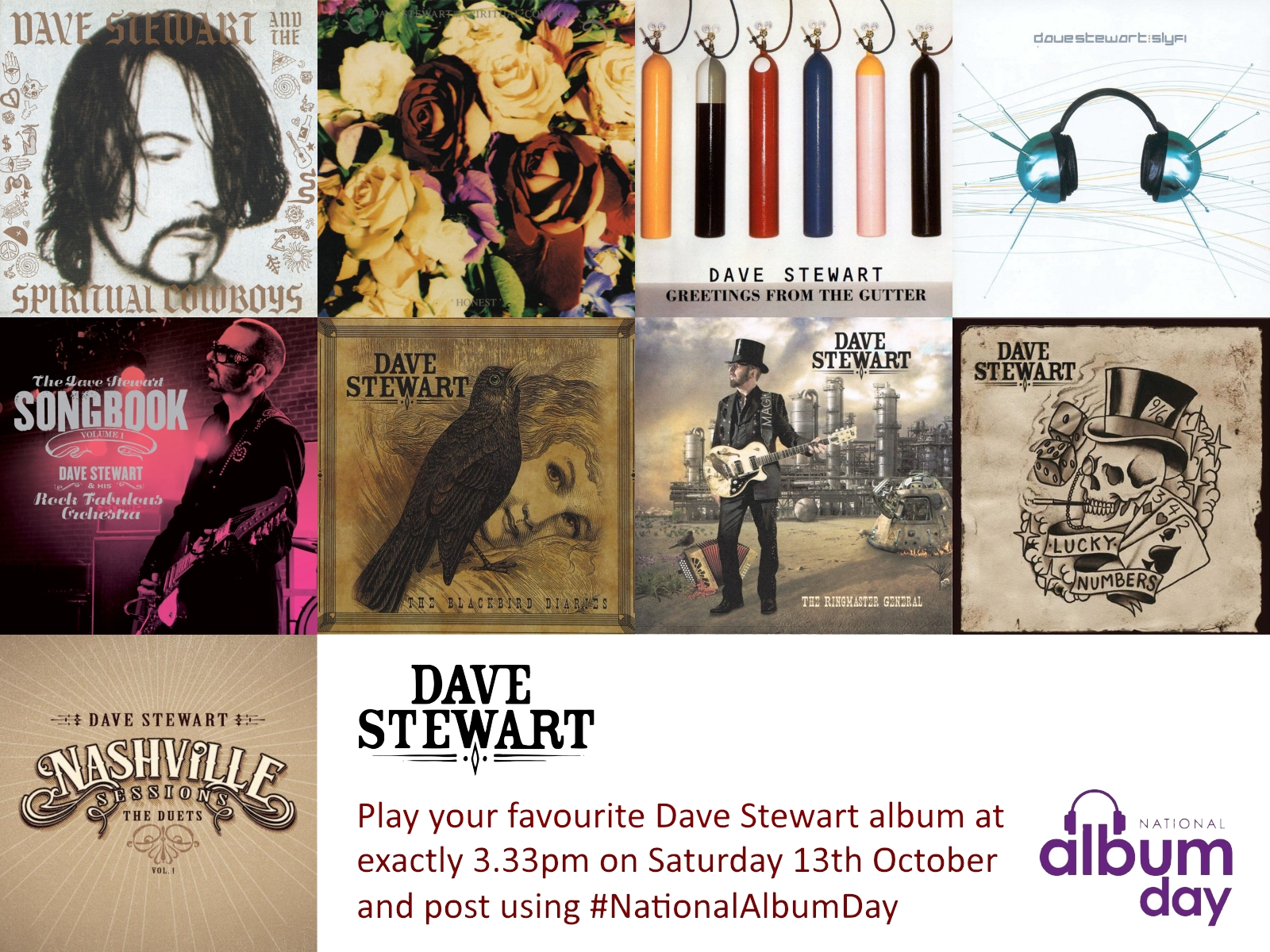 At  Pm On National Album Day We Invite The Great British Public To Stop What Theyre Doing Sit Back Relax And Play An Album Of Choice In Full