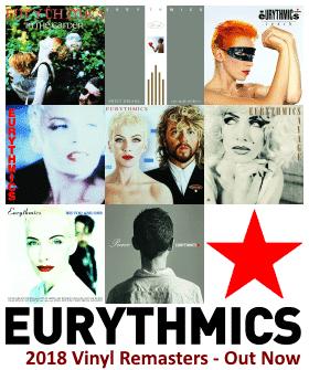 Eurythmics 2018 Vinyl Remasters Albums On Vinyl
