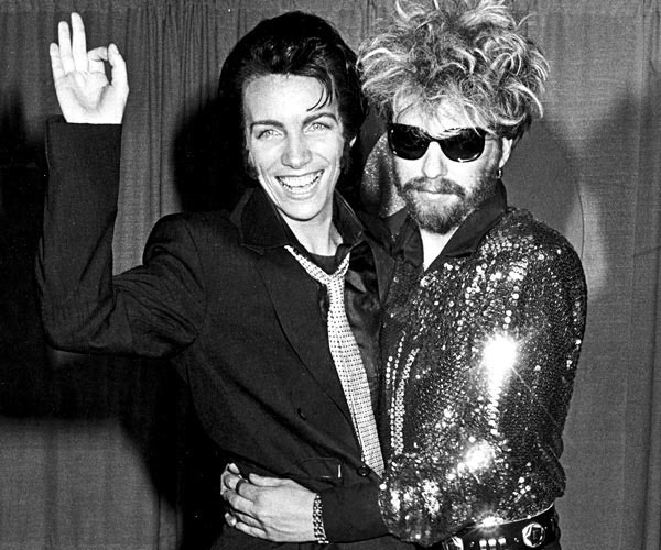 Eurythmics 2019 Songwriters Hall Of Fame
