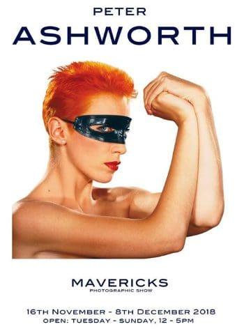 Peter Ashworth Mavericks London Eurythmics Annie Lennox Open Now
