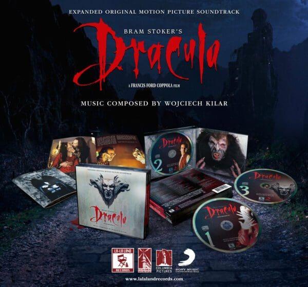 Bram Stoker Dracula CD Reissue LLLCD1469 03