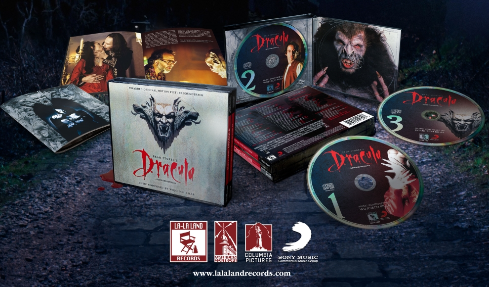 Annie Lennox's Lovesong For A Vampire gets remastered for a limited expanded reissue of the Dracula Soundtrack