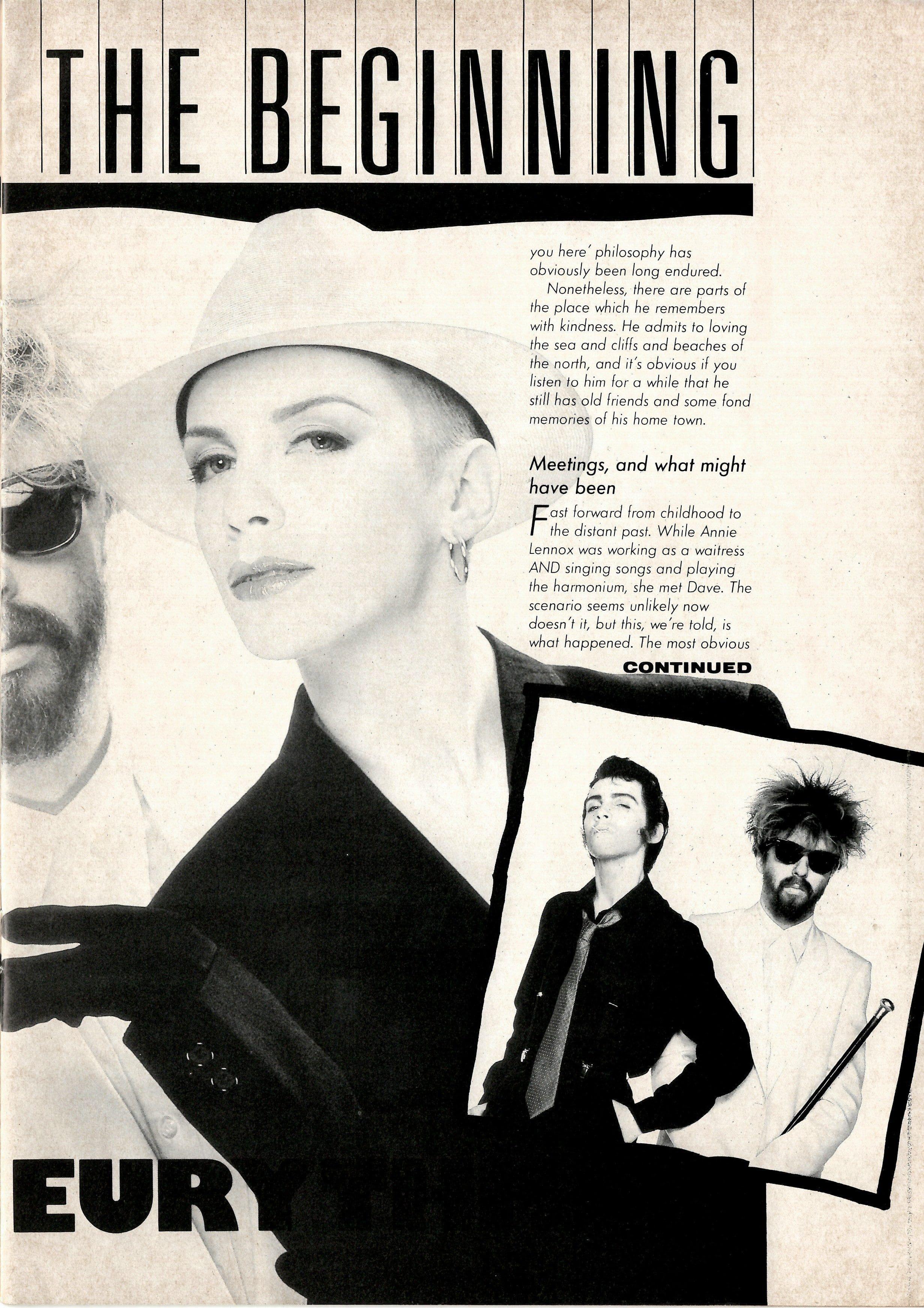 1984 12 31 Eurythmics UK Disco Hotpops Special 05 - Ultimate