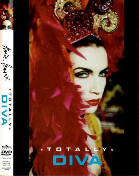 5591 - Annie Lennox - Videoofficial - Totally Diva - UK - DVD - 743216119691