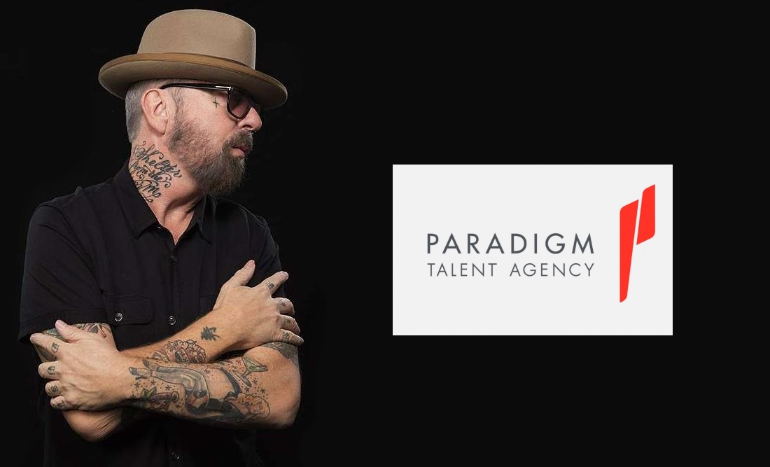 Paradigm Talent Agency Signs Dave Stewart To Represent Him
